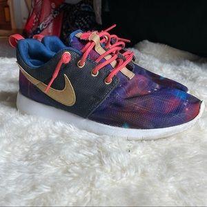 Nike Roshe Run Custom Galaxy